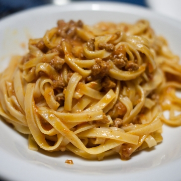 Rag alla bolognese